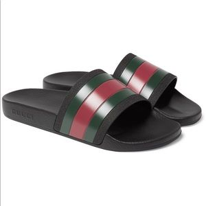 Men's Gucci Pool Slides 6 UK/ 7 US